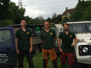 Chapel Tree Services Team